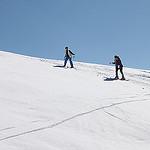 Ski sur les pistes autour du Chalet Reynard par gab113 - Bédoin 84410 Vaucluse Provence France