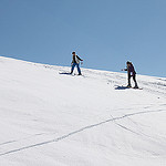 Ski sur les pistes autour du Chalet Reynard by gab113 - Bédoin 84410 Vaucluse Provence France