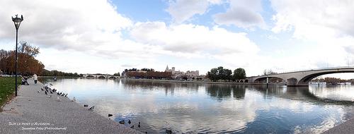 Douce France : le Rhône et Avignon par Sandrine 84