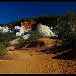 Le Petit Colorado Provençal de Rustrel par Patchok34 -   provence Provence France