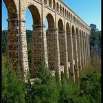 Aqueduc de Roquefavour par  -   provence Provence France