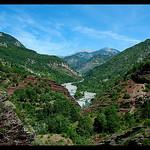 Les Gorges des Daluis by Patchok34 -   provence Provence France