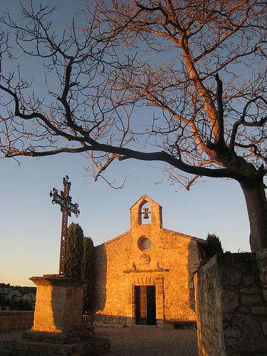 Les Baux de Provence par Edeliades
