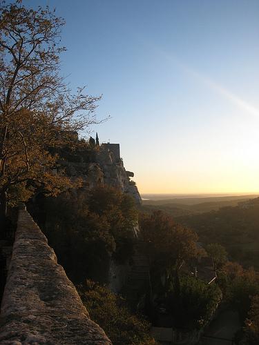 Les Baux de Provence by Edeliades