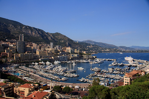 Monte-Carlo Harbor by ronel_reyes