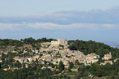 Village de Lacoste par DDenjeanMassia