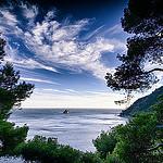 Rochers : Les Deux Frères par Sean Joseph Price - La Seyne sur Mer 83500 Var Provence France