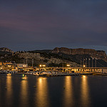 Cassis et le Cap canaille - light and night by  - Cassis 13260 Bouches-du-Rhône Provence France