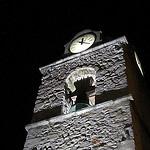 Clocher de Gréoux les Bains par Olivier Nade - Greoux les Bains 04800 Alpes-de-Haute-Provence Provence France