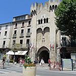Porte d'entrée de Manosque par Olivier Nade - Manosque 04100 Alpes-de-Haute-Provence Provence France