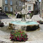 Fontaine bien propre de Valensole par Olivier Nade - Valensole 04210 Alpes-de-Haute-Provence Provence France