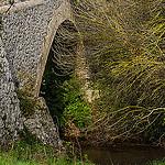 Le pont des 3 sautets par Nath R. - Aix-en-Provence 13100 Bouches-du-Rhône Provence France