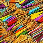 Couleurs de provence : marché de Nyons par Gilles Poyet photographies - Nyons 26110 Drôme Provence France