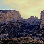 Randonnée dans les calanques . Massif de Marseilleveyre par Tinou61 - Les Goudes 13008 Bouches-du-Rhône Provence France