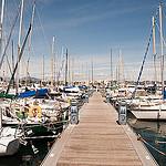 Le vieux Port, Marseille, port de plaisance by Bomboclack - Marseille 13000 Bouches-du-Rhône Provence France