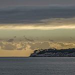 Horizontal - Ciel étagé et mer d'huile par feelnoxx - Cassis 13260 Bouches-du-Rhône Provence France