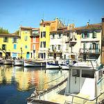 Martigues - La petite venise provençale by mary maa - Martigues 13500 Bouches-du-Rhône Provence France
