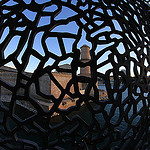 MuCEM : vue vers le Fort Saint-Jean by maybeairline - Marseille 13000 Bouches-du-Rhône Provence France