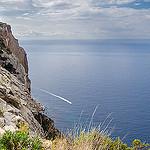 Cliff - vue depuis le Cap Canaille by Fabien VENEL - Cassis 13260 Bouches-du-Rhône Provence France
