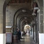 Vertigo - les arcades du vieux port par ruebreteuil - Marseille 13000 Bouches-du-Rhône Provence France