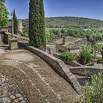 La Roque Sur Cèze par  - La Roque-Sur-Cèze 30200 Gard Provence France