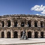 Les arènes de Nîmes  by Guillaume.PhotoLifeStyle - Nîmes 30000 Gard Provence France