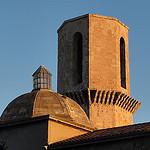Roman provençal : Eglise Saint Laurent par Hélène_D - Marseille 13000 Bouches-du-Rhône Provence France