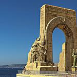 La Porte d'Orient à Marseille by mary maa - Marseille 13000 Bouches-du-Rhône Provence France