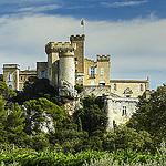 Château de la Barben par  - La Barben 13330 Bouches-du-Rhône Provence France