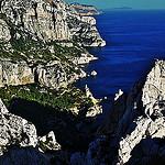 Randonnée vers Luminy à Marseille par JeeMkac66 - Marseille 13000 Bouches-du-Rhône Provence France