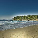 Plage de Brégançon : sable, mer... par mary maa - Bormes les Mimosas 83230 Var Provence France