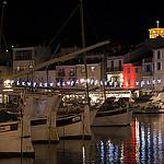Les reflets de nuit de Cassis par feelnoxx - Cassis 13260 Bouches-du-Rhône Provence France