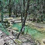 Les sources du fleuve de l'Huveaune par JeeMkac66 - Rougiers 83170 Var Provence France