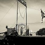 Cirque fluvial - Festival d'Avignon 2015 par deltaremi30 - Avignon 84000 Vaucluse Provence France