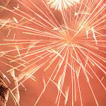 14 juillet, explosion ! par sylviepoignettestu - Marseille 13000 Bouches-du-Rhône Provence France