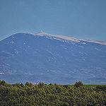 L'imposant Mont Ventoux by mistinguette.mistinguette - Bédoin 84410 Vaucluse Provence France