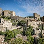 Village de Saint Montan en Ardèche by deltaremi30 -   provence Provence France