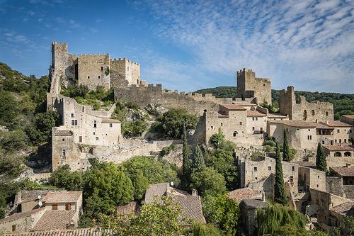 Village de Saint Montan en Ardèche par deltaremi30