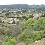 Vue au dessus de Eygalières  par salva1745 - Eygalieres 13810 Bouches-du-Rhône Provence France