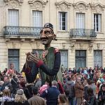 Carnaval d'Arles... dans les rues  par Nature et culture (Sud de la France) - Arles 13200 Bouches-du-Rhône Provence France