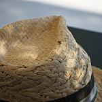 Summer Time - chapeau en paille tressé par NSnooze - Marseille 13000 Bouches-du-Rhône Provence France