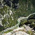 Les gorges du Verdon by  -   provence Provence France