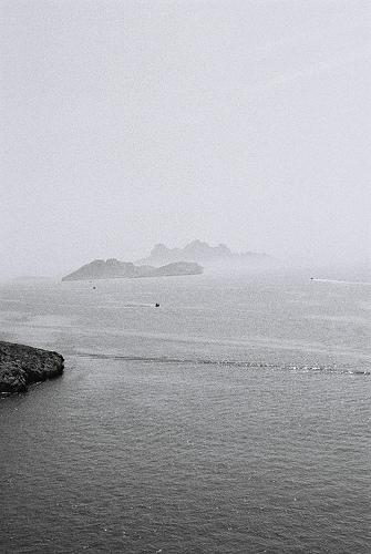 Archipel de Riou by roderic alexis beyeler