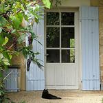 Chat à Ménerbes par mistinguette18 - Ménerbes 84560 Vaucluse Provence France