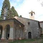 Chapelle Notre-Dame-de-Vie, en bordure de la forêt de la Valmasque par Paolo Motta - Mougins 06250 Alpes-Maritimes Provence France