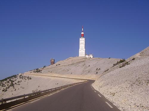 le Sommet du Mont-ventoux par NicoC73