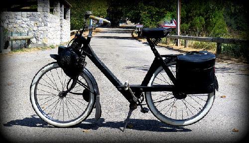 Cyclomoteur Vélo SoleX : le vélo à assistance essence ! by bernard.bonifassi