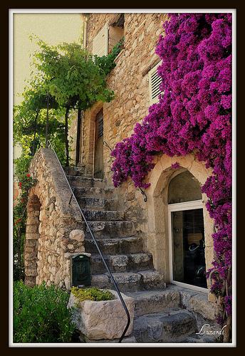 A house in Saint Paul de Vence par Serlunar