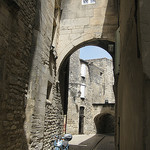 Ruelle à Saint Remy de Provence par Andrew Findlater - St. Rémy de Provence 13210 Bouches-du-Rhône Provence France