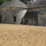 Cistercian Abbey of Senanque by Andrew Findlater - Gordes 84220 Vaucluse Provence France
